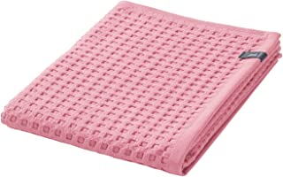 möve Piquée towel 50 x 100 cm made of 100% cotton, rose