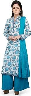 Vastra Vinod Women's Viscose Salwar Suit Set