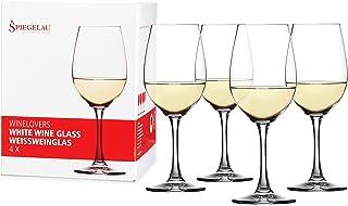 シュピゲラウ(Spiegelau) ワインラヴァーズ 白ワイングラス 380ml 4090182 4個入