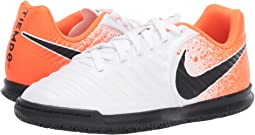 e4d0f1695 White Black Hyper Crimson. 43. Nike Kids. LegendX 7 Club IC Soccer  (Toddler Little ...