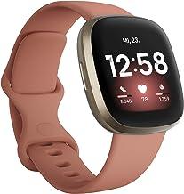 Fitbit Versa 3 - Gesundheits- & Fitness-Smartwatch m