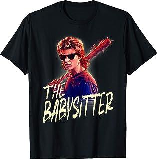 Netflix Stranger Things Steve The Babysitter Portrait T-Shirt