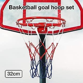 Gorge-buy Colgar en Interiores de Mini Aro de Baloncesto en la Sala, Mini Baloncesto Junta Niños Deportes de Ocio, Aro de Baloncesto montado en la Pared