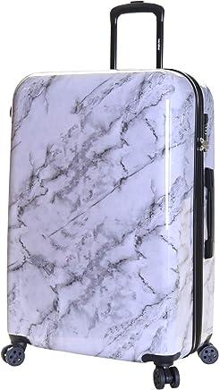 f189751af Karabar Hard Extra Large Suitcase Luggage Bag Polycarbonate PC Shell XL 78  cm 4.5 kg 100