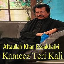 kameez teri kali attaullah khan