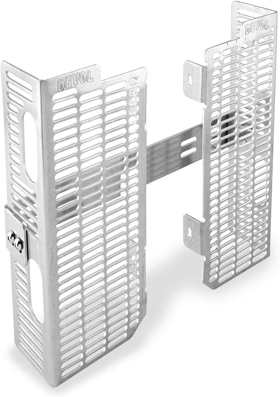 Devol Max 53% OFF Radiator Guard Aluminum for famous 250 EXC KTM 02-04