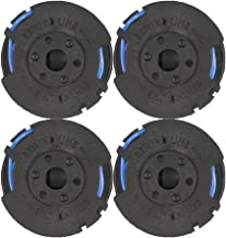 Ryobi P2000-P2005 Trimmer (4 Pack) Replacement Spool W/Line # 310917001-4pk