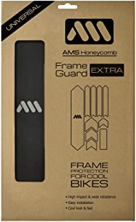All Mountain Style AMS Paratelaio Extra ad alto impatto – protegge la tua bicicletta da graffi e ammaccature