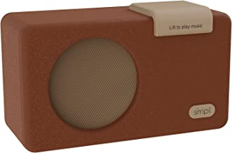 $149 » Sponsored Ad - SMPL One-Touch Music Player, Audiobooks + MP3, Quality-Sound, Durable Wooden Encloser with Retro Look, 4GB ...