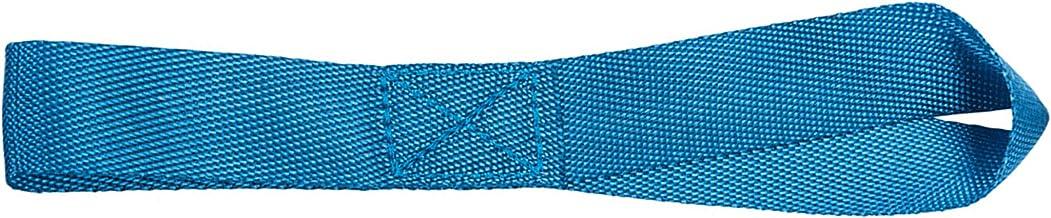 Connex DY270667 sjorbanden voor sjorriemen, 2-delig, blauw, 25 x 400 mm
