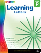 Spectrum Early Years: Learning Letters