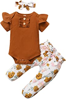 Newborn Clothes Sleeve Toddler Outfits