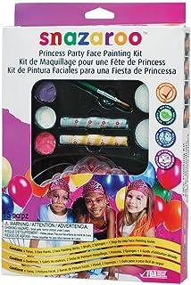 Snazaroo Face Paint Princess Party, Multicolor