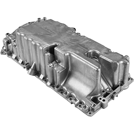 ROADFAR Engine Oil Pan Drain Plug Kits for Aluminum Assembly fit for 04 05 06 07 08 09 10 11 12 13 Volvo C30 C70 S40 V50 Cummins Diesel 2.4L 2.5L with OE 264-730 Oil Drain Pan