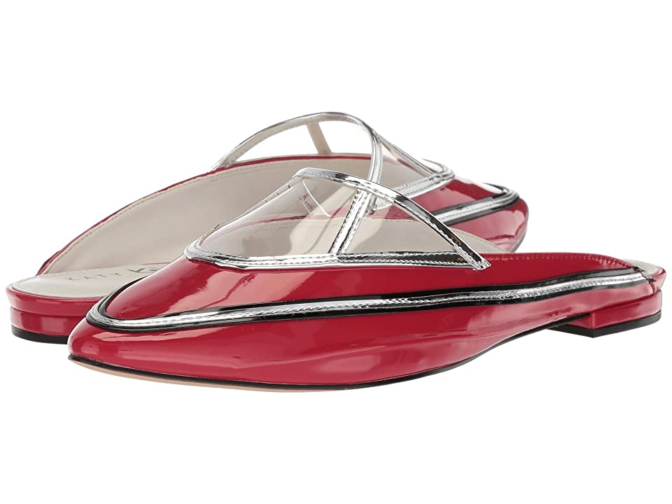 Katy Perry The Oceana (Spanish Red Smooth Patent) Women