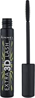 Rimmel London Extra 3D Lash - Rimel, Negro