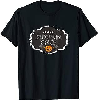 I'm A Pumpkin Spice Matching Halloween Funny Group Costume T-Shirt