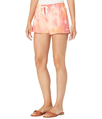 Hurley Tie-Dye Fleece Shorts
