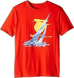 Artist Series J-Class + Waves T-Shirt