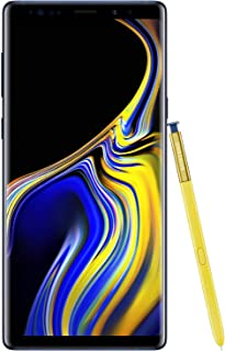 Samsung Galaxy Note 9 N960U 128GB Verizon + GSM Unlocked Smartphone (Renewed)