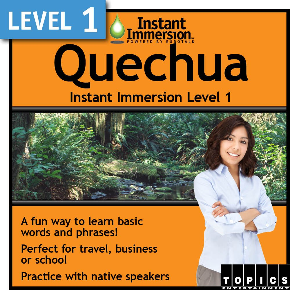 Instant Purchase Immersion Level 1 - Quechua Cheap Download