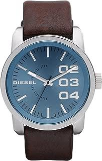 Diesel Men's DZ1512 Not So Basic Basics Brown Watch
