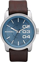 Diesel Men's Wrist Watch with Quartz Movement