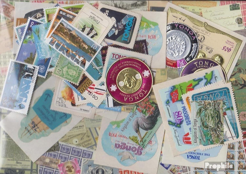 descuento de ventas Prophila Collection Tonga 500 Diferentes Sellos Sellos Sellos (Sellos para los coleccionistas)  A la venta con descuento del 70%.