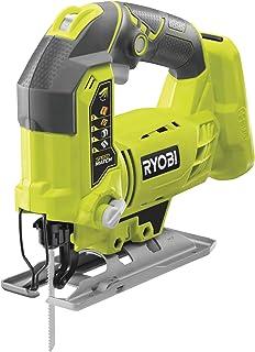 Ryobi R18JS-0 ONE+ Jigsaw with LED, 18 V (Body Only) - Green/Grey