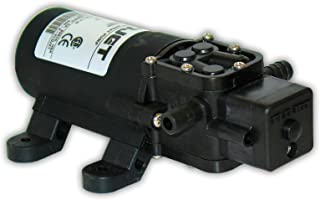 Jabsco 42630-2900 Marine ParMax 1 Water Pressure Pump, Multi-Outlet Automatic, 1.1 GPM, 35 PSI, 12 Volt, 4-Amp