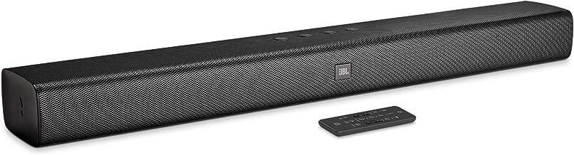 JBL Bar Studio Wireless Soundbar with Built-in Dual Bass Port (Black)
