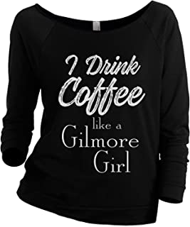 Best i drink coffee like a gilmore shirt Reviews