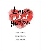 Best love matters book Reviews