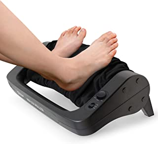 Daiwa Felicity Reflex Roller Electric Foot Massager Promotes Relief from Plantar Fasciitis Foot Pain - Neuropathy Automati...