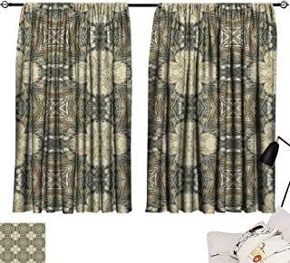 Hariiuet Customized Curtains Seamless Pattern with Vegetal Motives 3 54