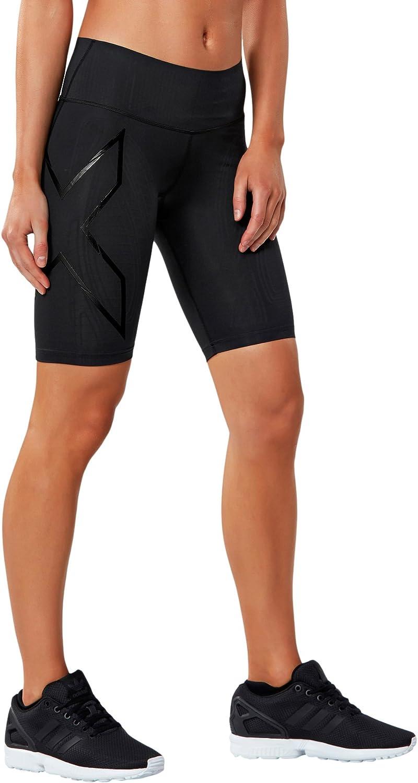 2XU Women's MCS MidRise Compression Shorts