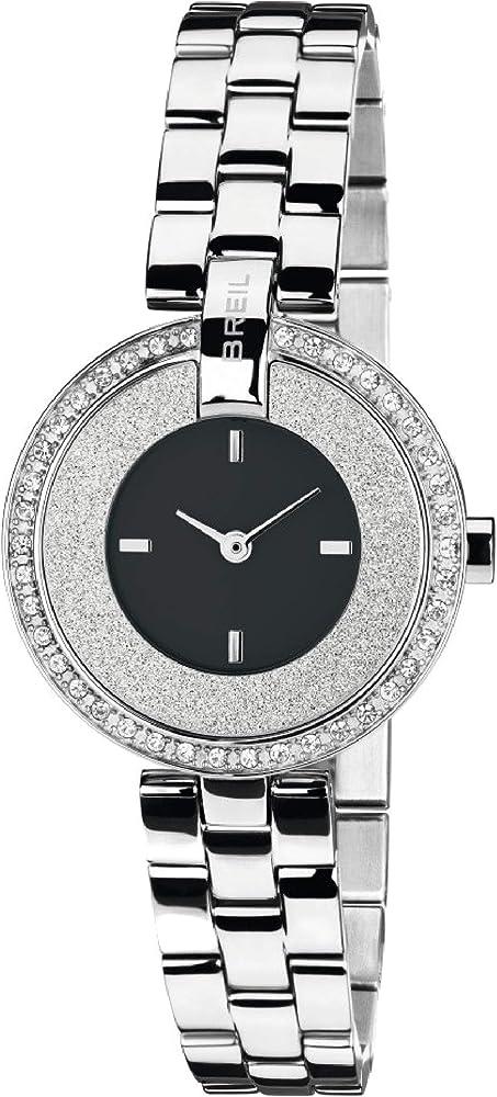 Orologio breil per donna breilogy con bracciale in acciaio TW1447