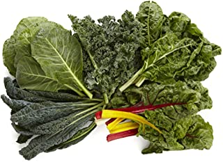 Weekly Greens Bundle, Organic
