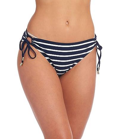 La Blanca Capri Stripe Adjustable Loop Hipster