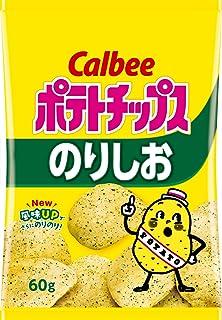 Calbee 薯片 海苔盐味