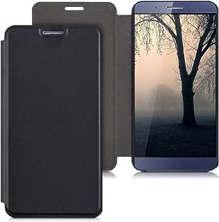 c7ba2358748 kwmobile Funda para Huawei ShotX - Carcasa para móvil de [Cuero sintético]  - Case