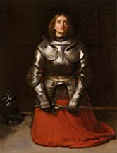 Gifts Delight Laminated 21x27 Poster: St Joan of Arc - 10 Most Gorgeous Paintings of Joan of Arc