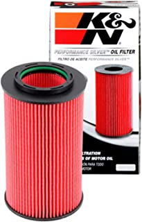 K&N Premium Oil Filter: Protects your Engine: Compatible with Select 2006-2016 HYUNDAI/KIA (Genesis, Coupe, Sedan, Azera, ...