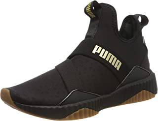 PUMA Women's DEFY MID Sparkle WN's Outdoor Multisport Training Shoes