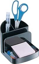 Officemate Deluxe Desk Organizer, Black, 1 Organizer (21552)