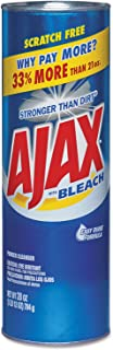Ajax Powder Cleanser with Bleach, 28 oz Canister, 12/Carton (CPC05374)