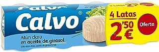 Calvo Atun Cl A. Girasol 320 g