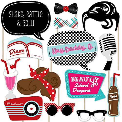 1950s Party Decorations And Supplies Amazon Com