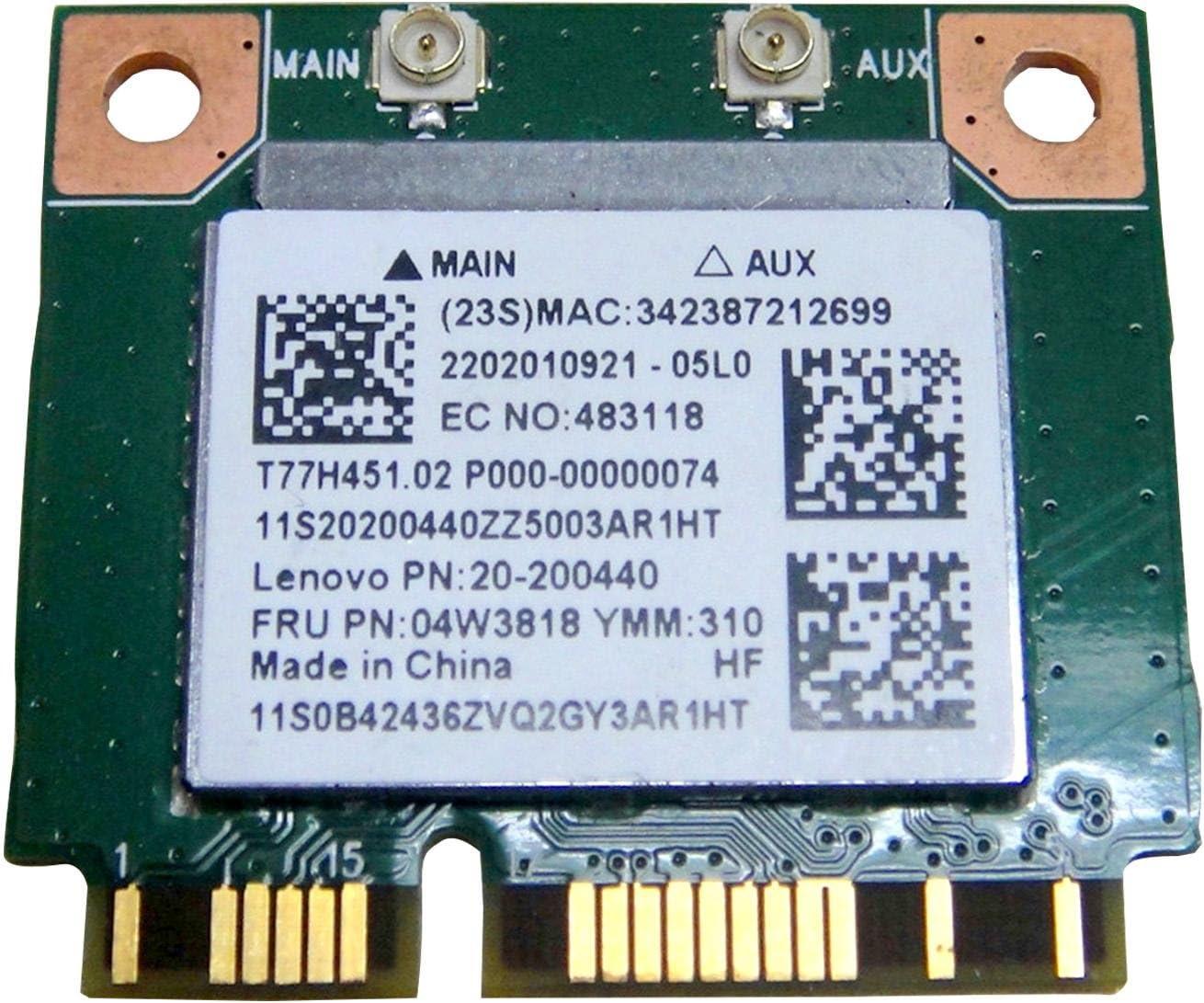 RealTek Ranking TOP14 RTL8723BE Half Mini PCIe Don't miss the campaign Wlan PCI-Express Wifi Wireless