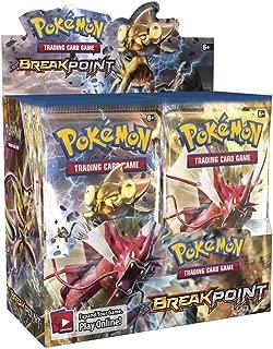 Pokemon XY Breakpoint Booster Box [36 Packs]